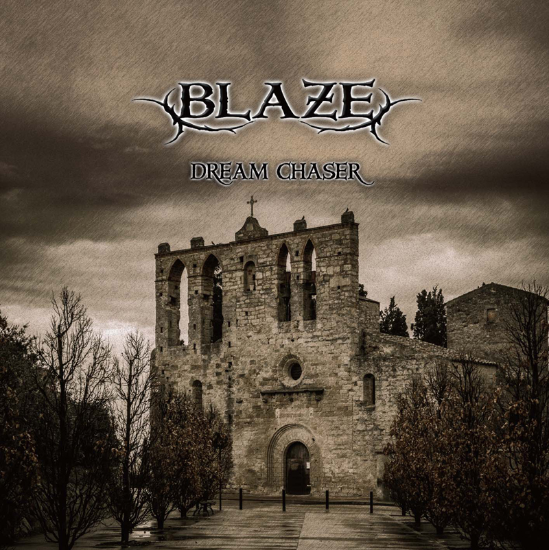 BLAZE 2nd ALBUM「DREAM CHASER」