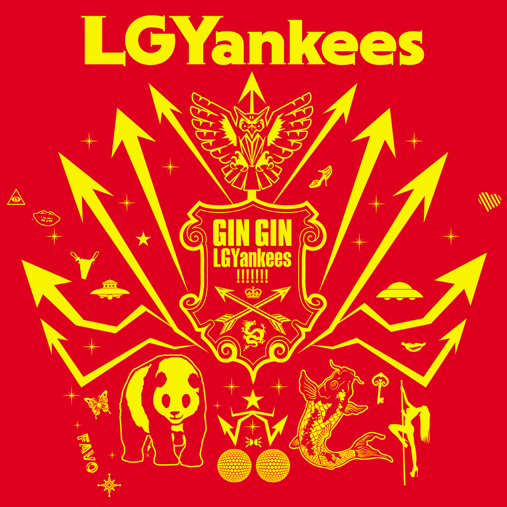 LGYankees 『GIN GIN LGYankees』Type-A