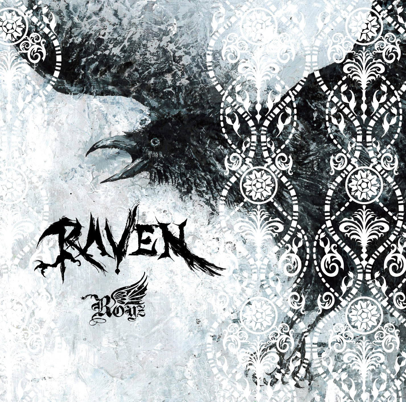 Royz 13th maxi single 「RAVEN」Btype