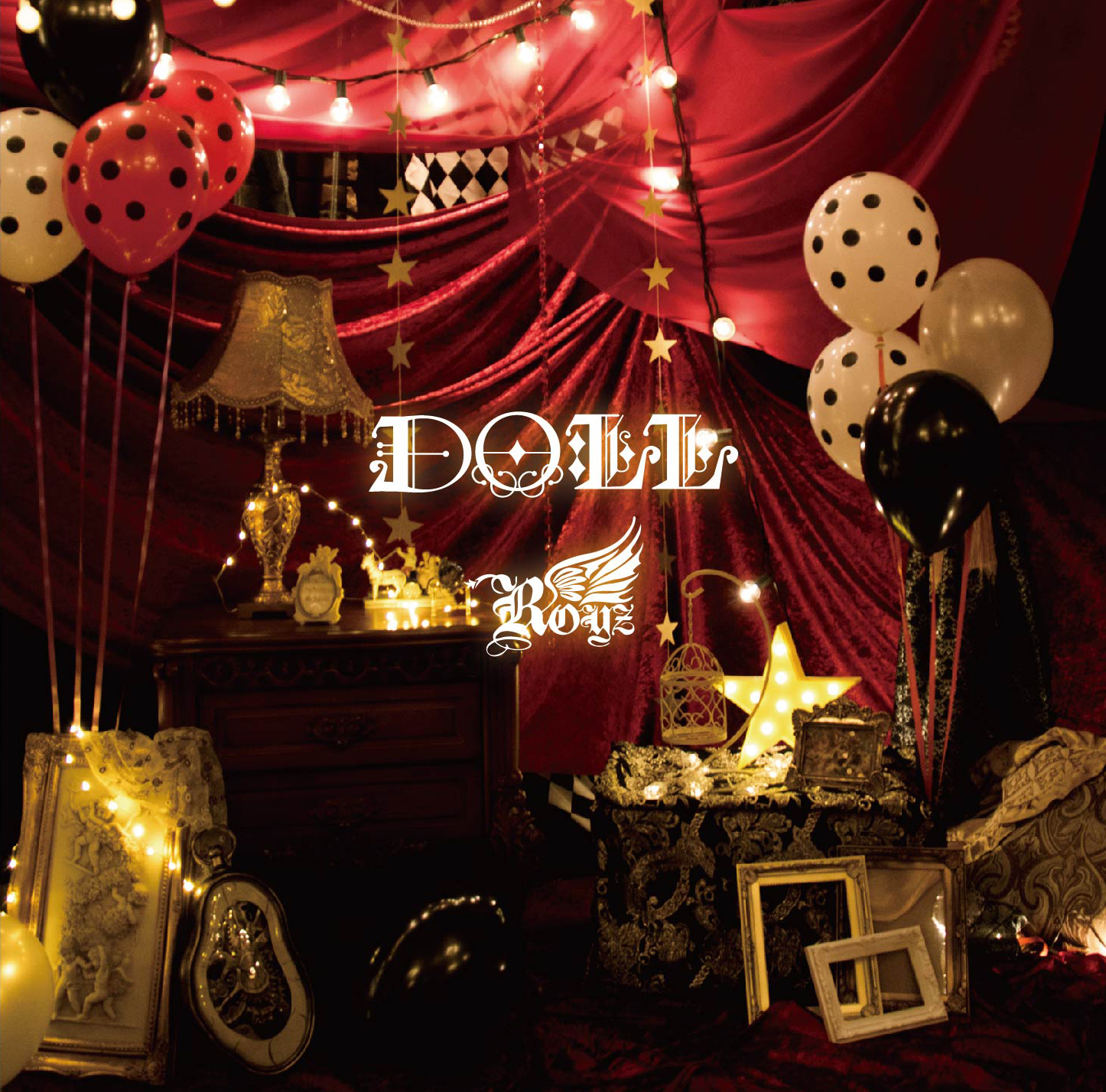 Royz 15th maxi single 「DOLL」Btype