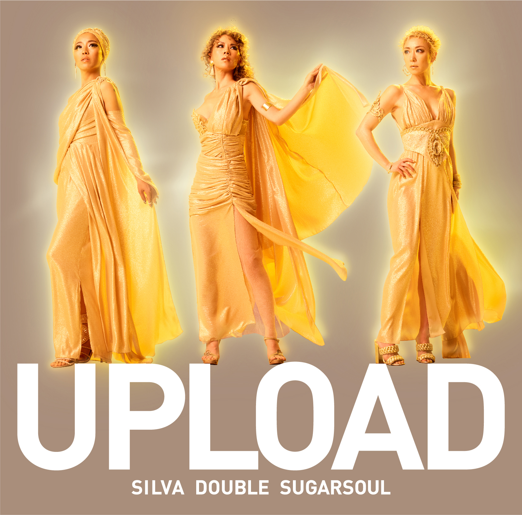 20th Anniversary EP「UPLOAD」 SILVA DOUBLE SUGARSOUL通常盤