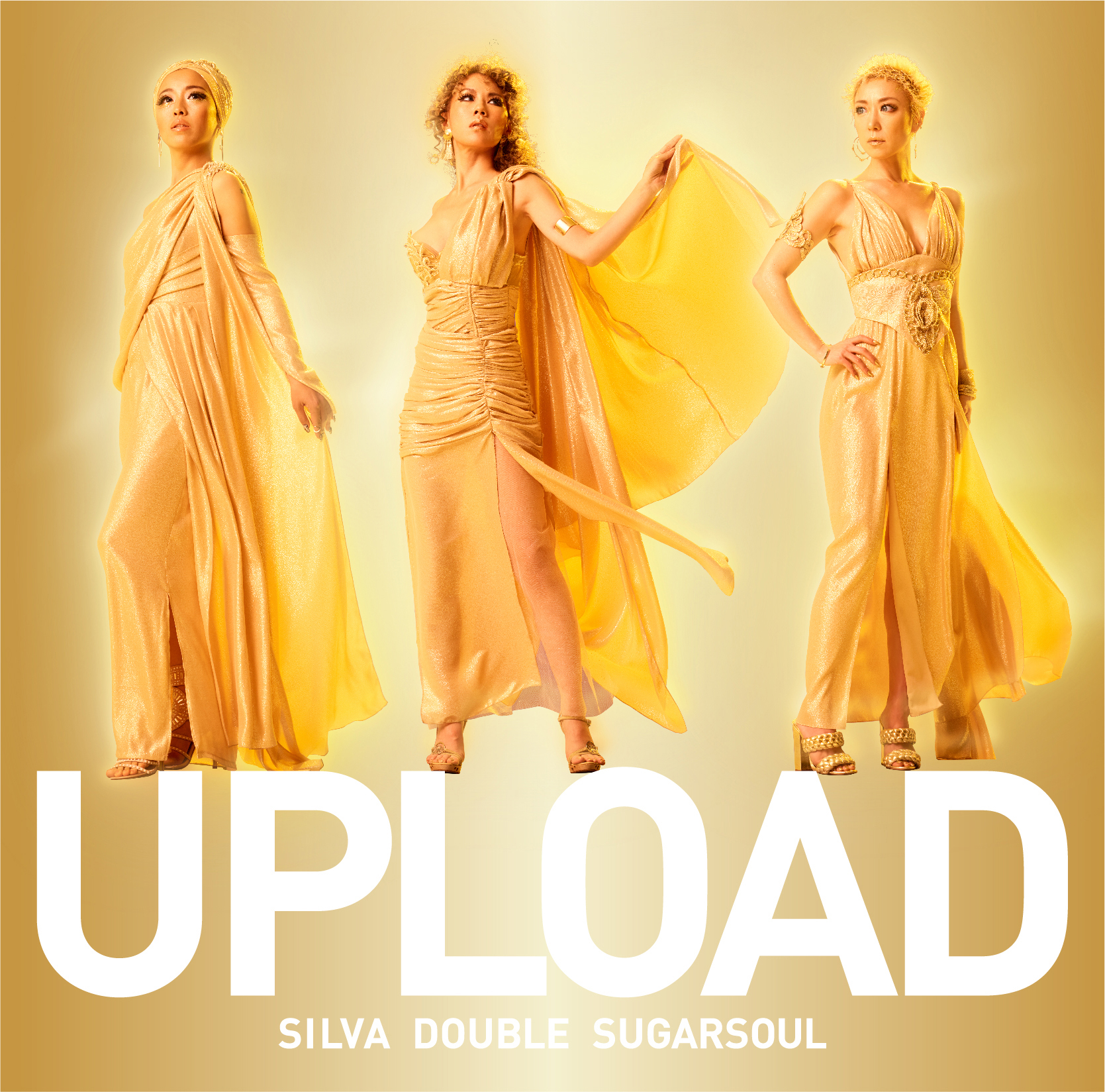 20th Anniversary EP「UPLOAD」 SILVA DOUBLE SUGARSOUL初回限定盤