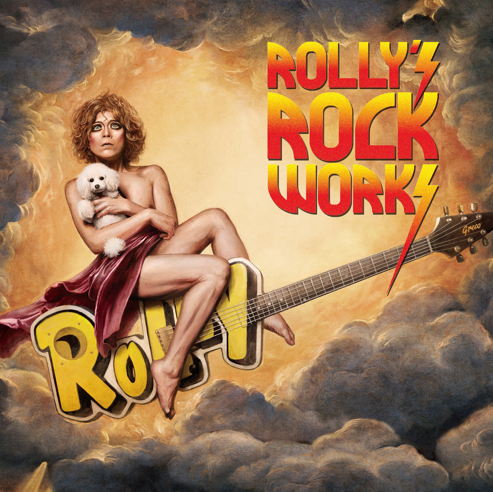 ROLLY『ROLLY'S ROCK WORKS』