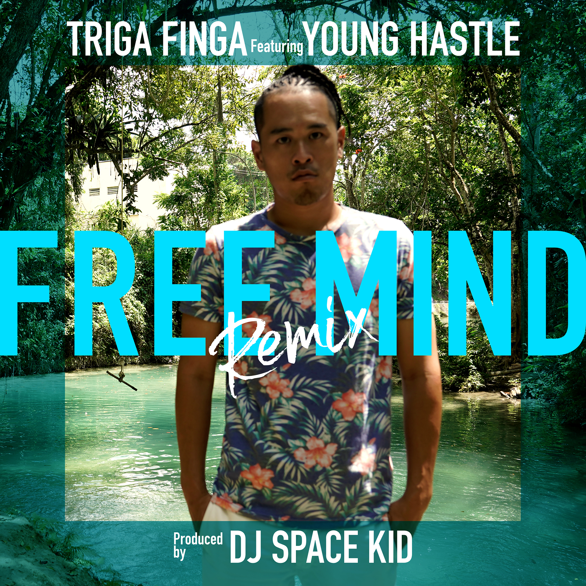 TRIGA FINGA 「FREE MIND (Remix) [feat. YOUNG HASTLE]」 配信中