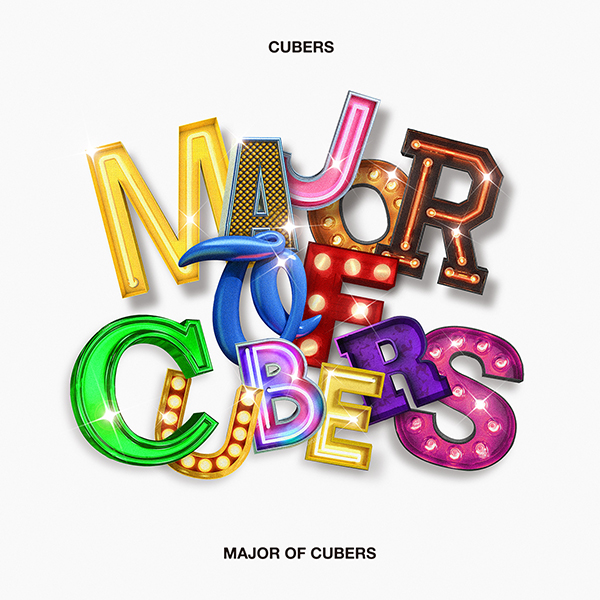 CUBERS Major 1st Album「MAJOR OF CUBERS」豪華初回限定盤
