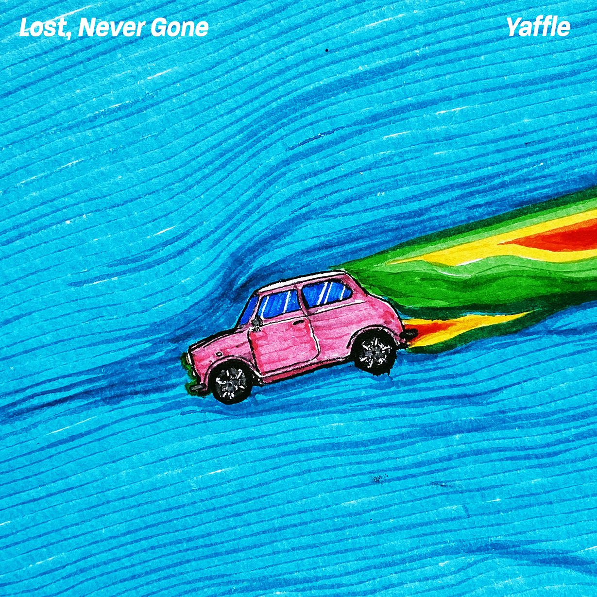 Yaffle 1st Album『Lost, Never Gone』