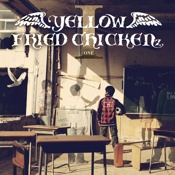 『YELLOW FRIED CHICKENzⅠ』CD+DVD Type A