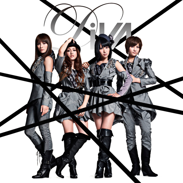 DiVA 3rd Single 「Lost the way」 mu-mo盤