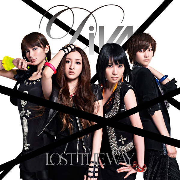 DiVA 3rd Single 「Lost the way」type B
