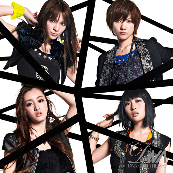 DiVA 3rd Single 「Lost the way」type C