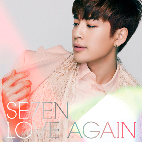 SE7EN 「LOVE AGAIN」CD+DVD