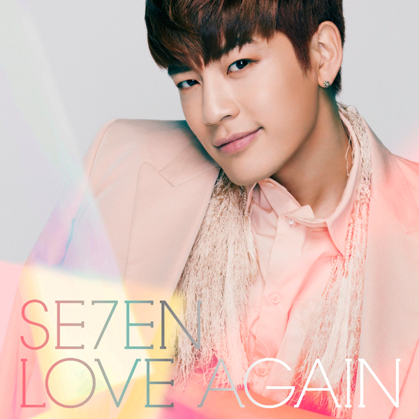 SE7EN 「LOVE AGAIN」CD ONLY