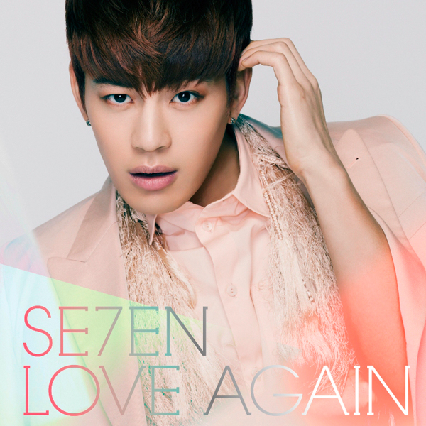 SE7EN 「LOVE AGAIN」CD+PHOTOBOOKLET