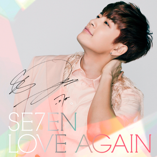 SE7EN 「LOVE AGAIN」 YGEX SHOP ONLY