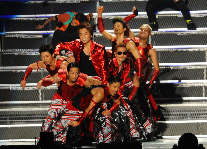 EXILE EXILE TRIBE PERFECT YEAR 2014 開催決定! -MUSIC LOUNGE ...