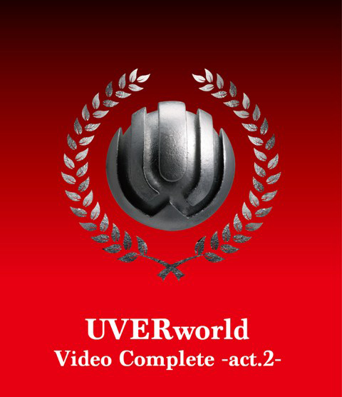 『UVERworld Video Complete -act.2-』Blu-ray 通常盤