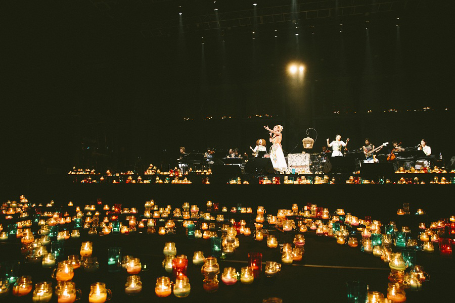 MISIA Candle Night 今年も開催! PHOTO:田中雅也