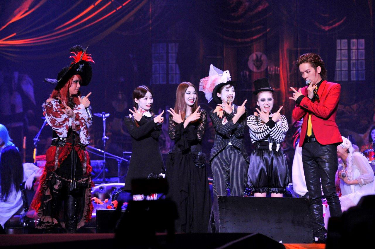 HYDE、Silent Siren、DAIGO  『HALLOWEEN PARTY 2014』 写真:今元秀明、緒車寿一