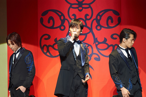 w-inds. w-inds. 大人の魅惑全開!バンド生演奏で魅せるw-inds.全国ツアーがス