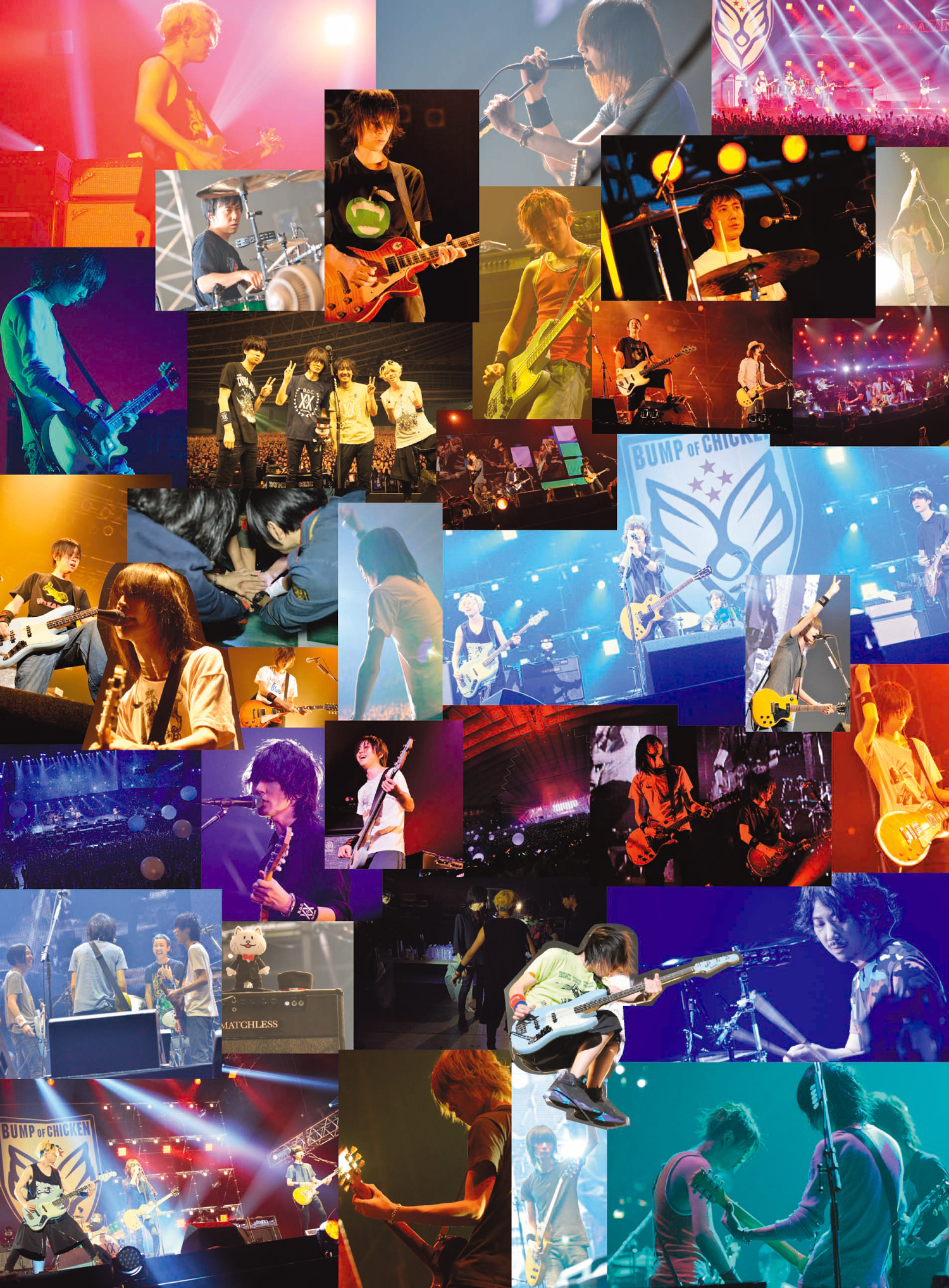 『BUMP OF CHICKEN結成20周年記念Special Live「20 」』 通常盤