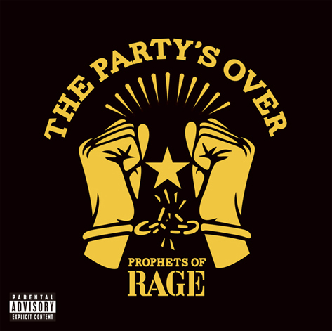 『The Party's Over EP (ザ・パーティーズ・オーヴァー EP)』