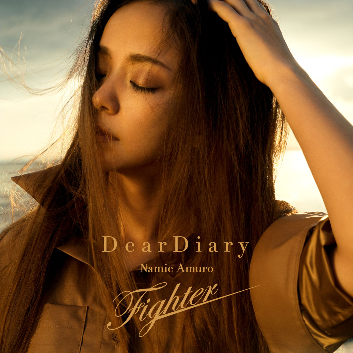 New Single「Dear Diary / Fighter」CD