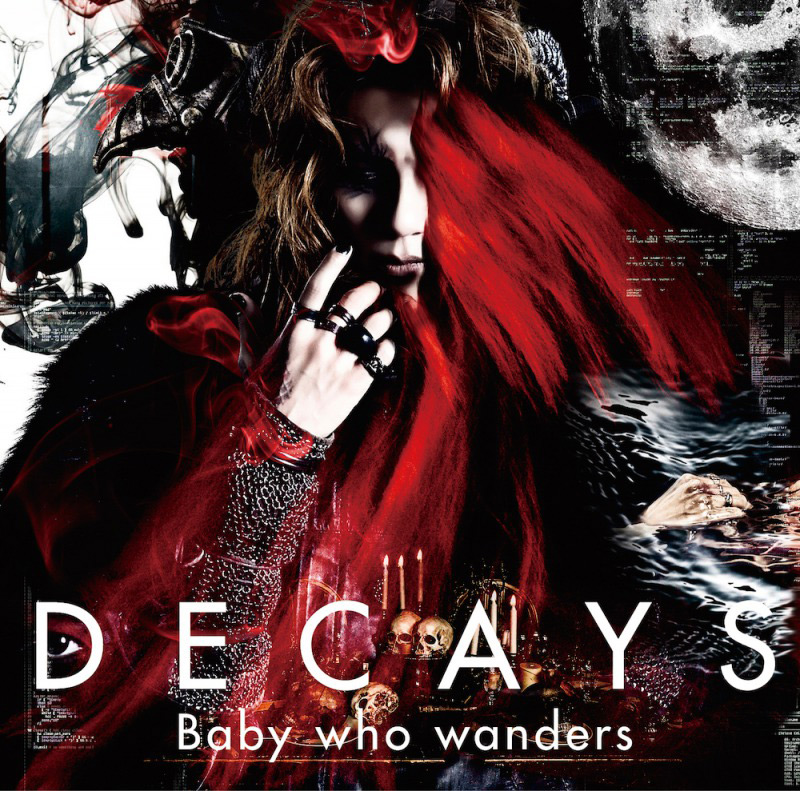 DECAYS 1st ALBUM 『Baby who wanders』通常盤