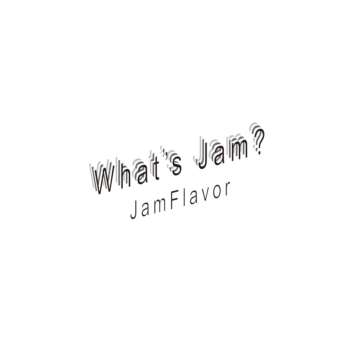JamFlavor 2nd Mini ALBUM「What's Jam?」