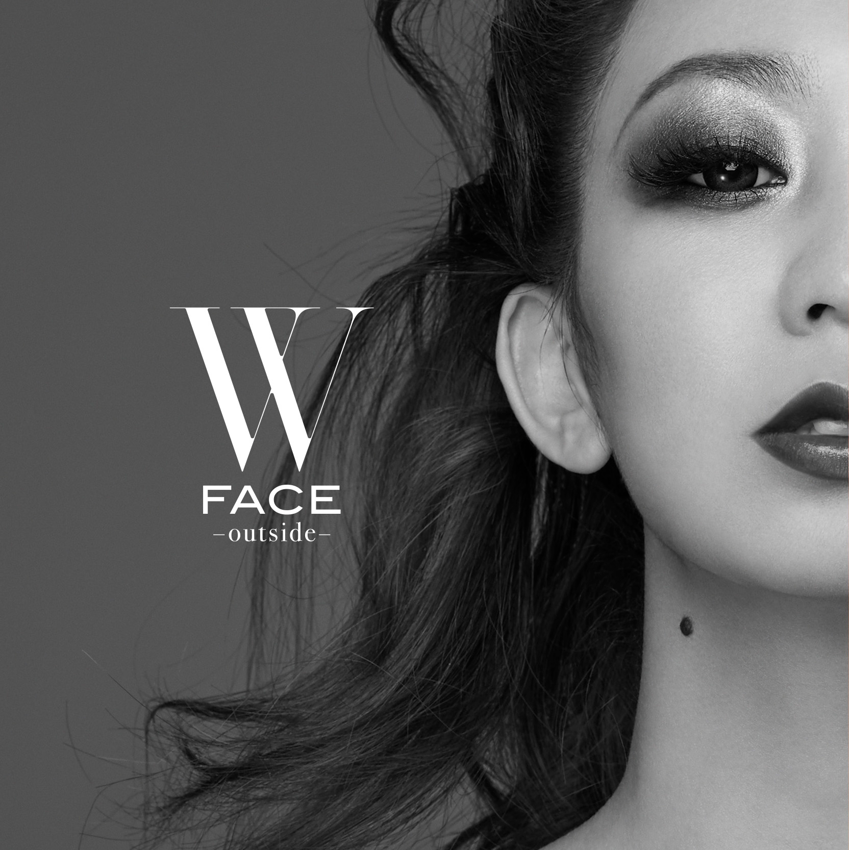 『W FACE ~ outside ~』