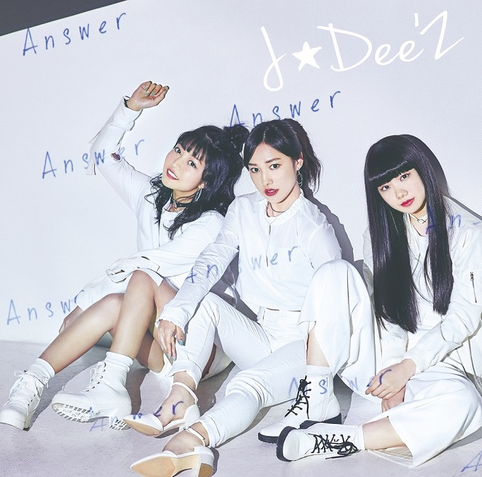 J☆Dee'Z 『Answer』通常盤