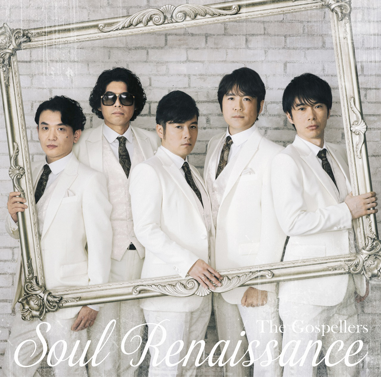 ゴスペラーズ New Album「Soul Renaissance」