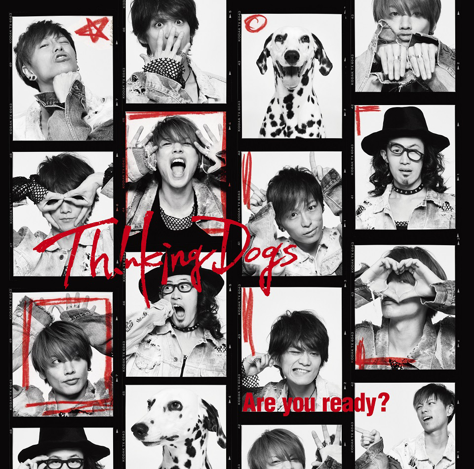 Thinking Dogs『Are you ready?』通常盤