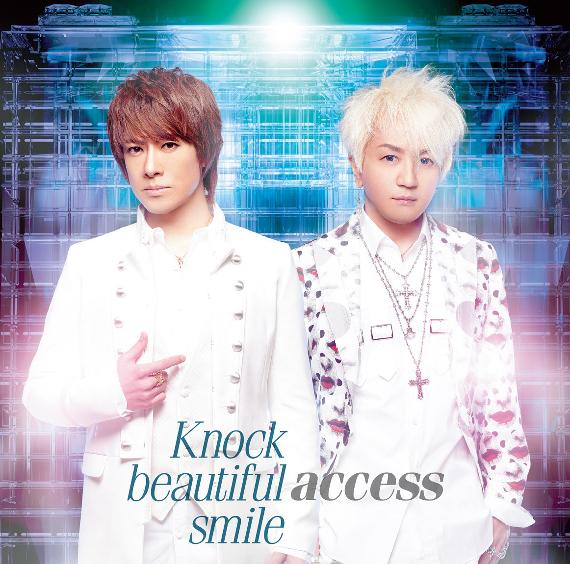 「Knock beautiful smile」 通常盤A