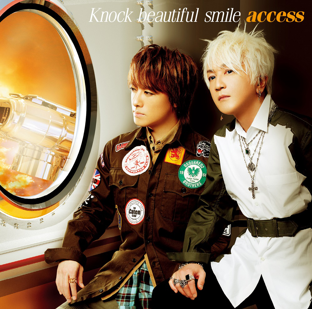 「Knock beautiful smile」 初回生産限定盤