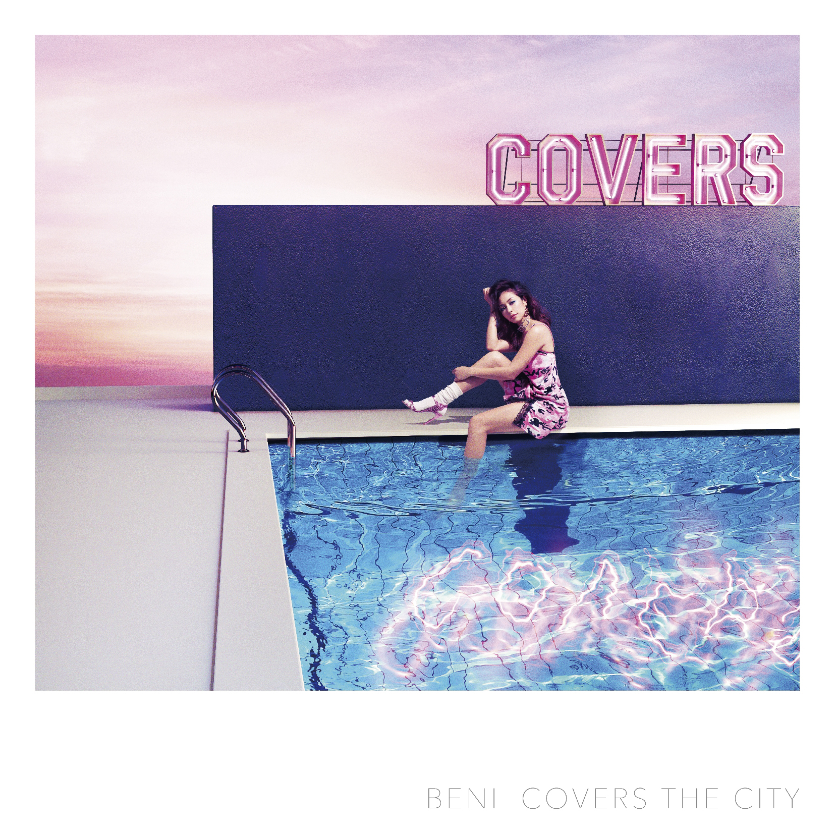 BENI COVER ALBUM 「COVERS THE CITY」通常盤