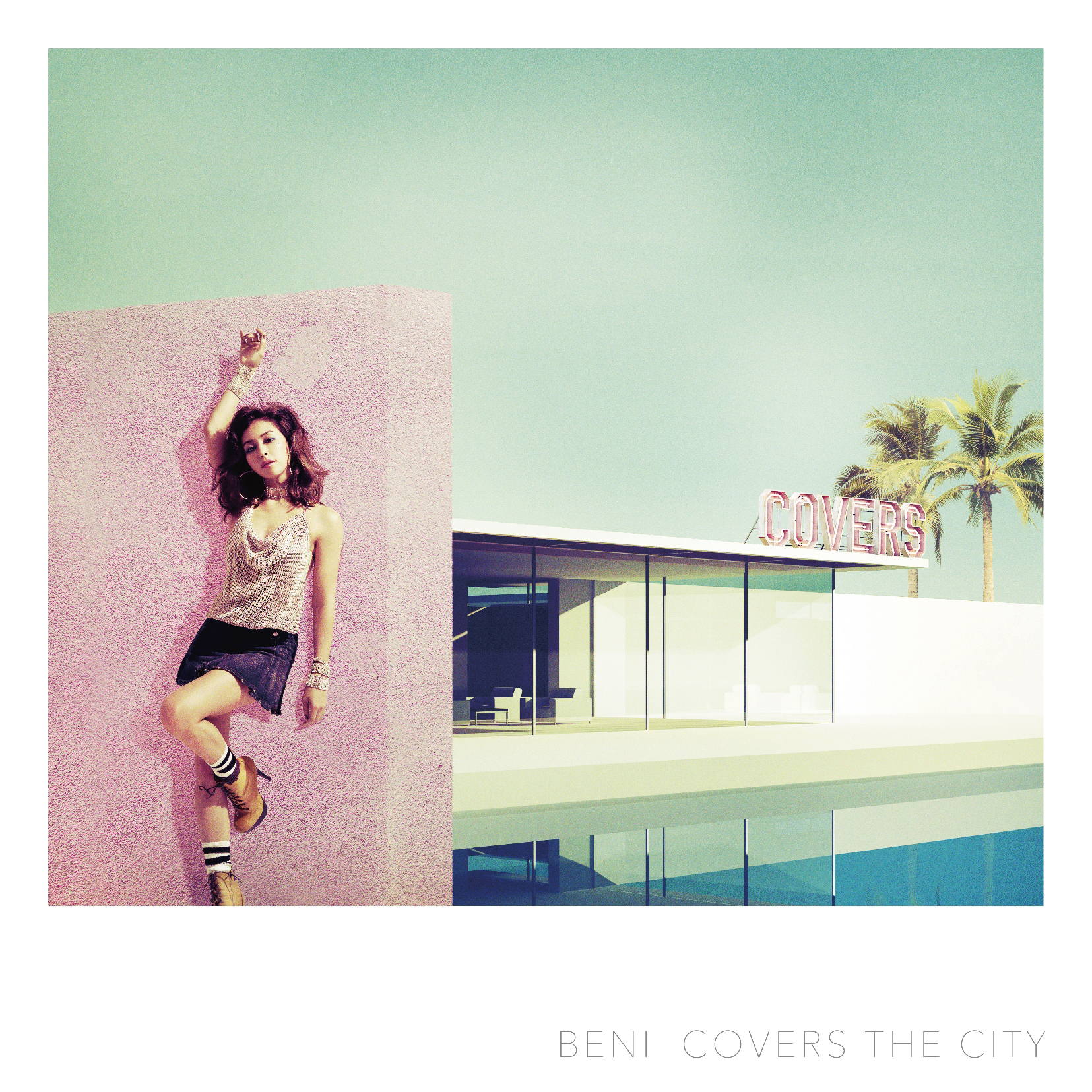 BENI COVER ALBUM 「COVERS THE CITY」初回限定盤