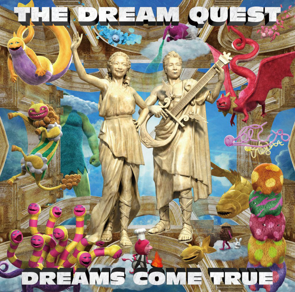 DREAMS COME TRUE『THE DREAM QUEST』