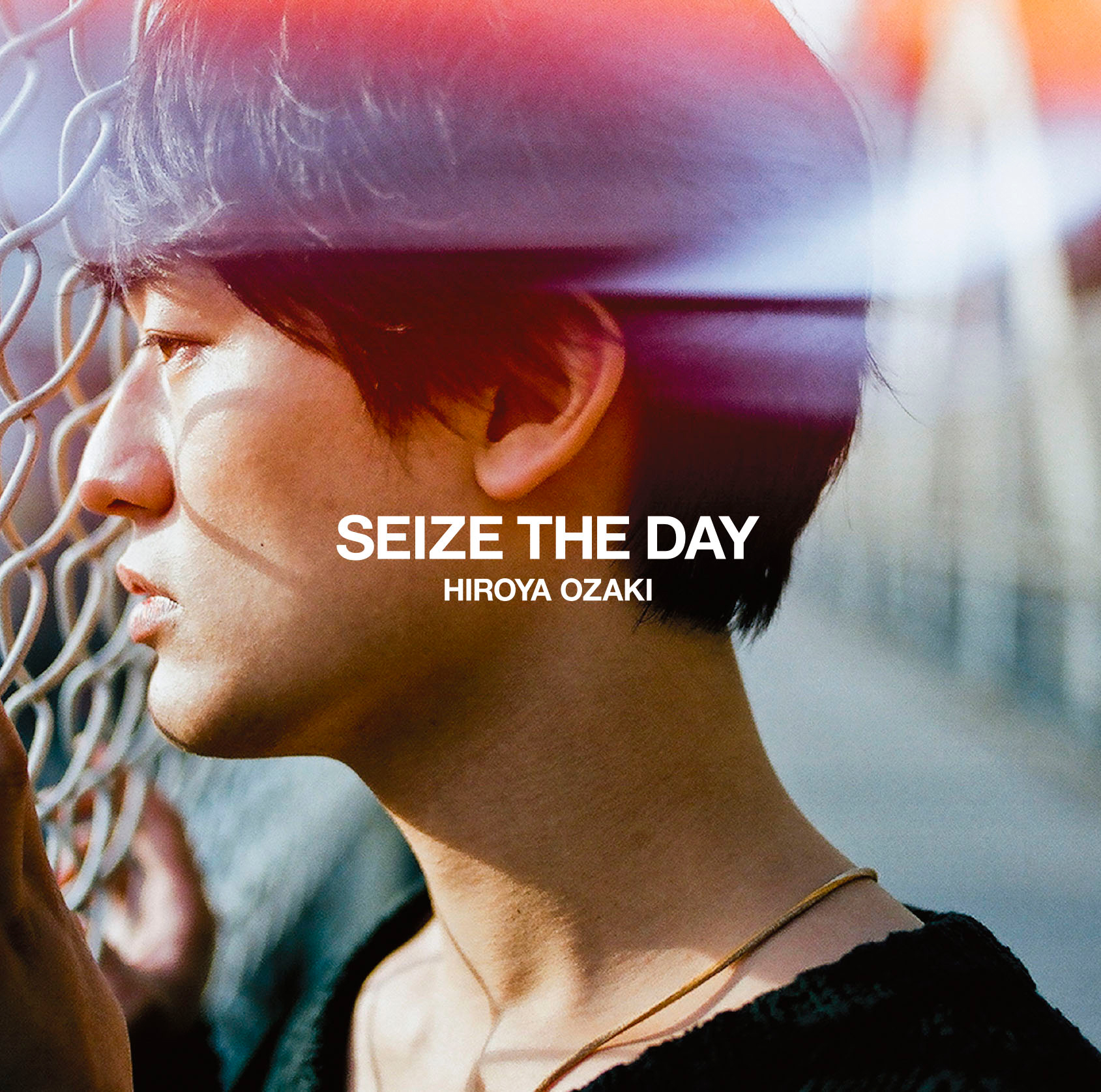 「SEIZE THE DAY」通常盤