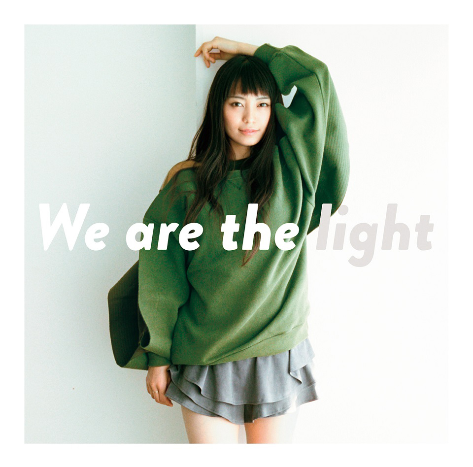 「We are the light」通常盤