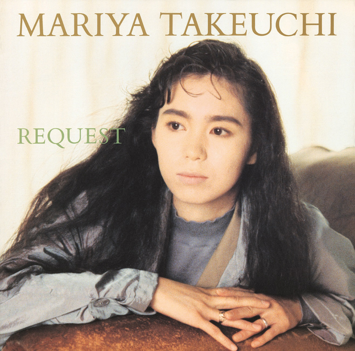 竹内まりや 『REQUEST -30th Anniversary Edition-』