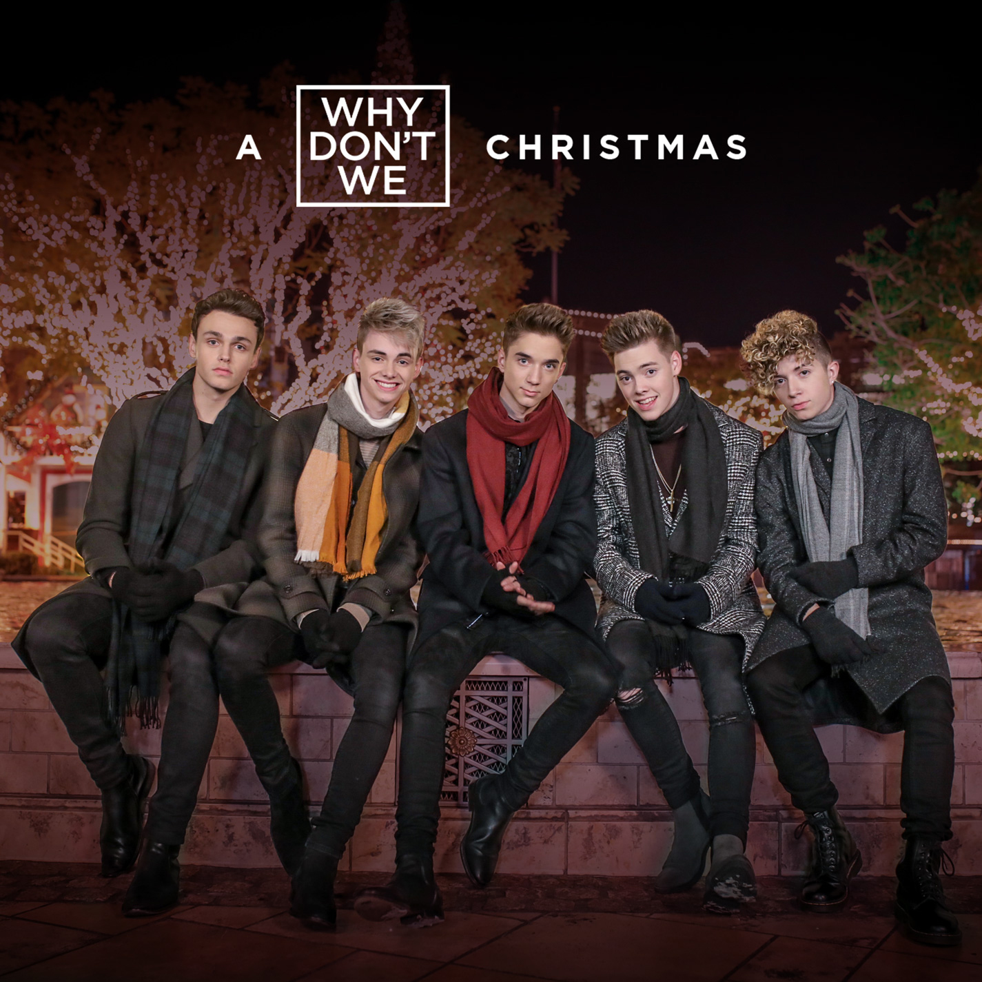 WHY DON' T WE 『A WHY DON' T WE CHRISTMAS』