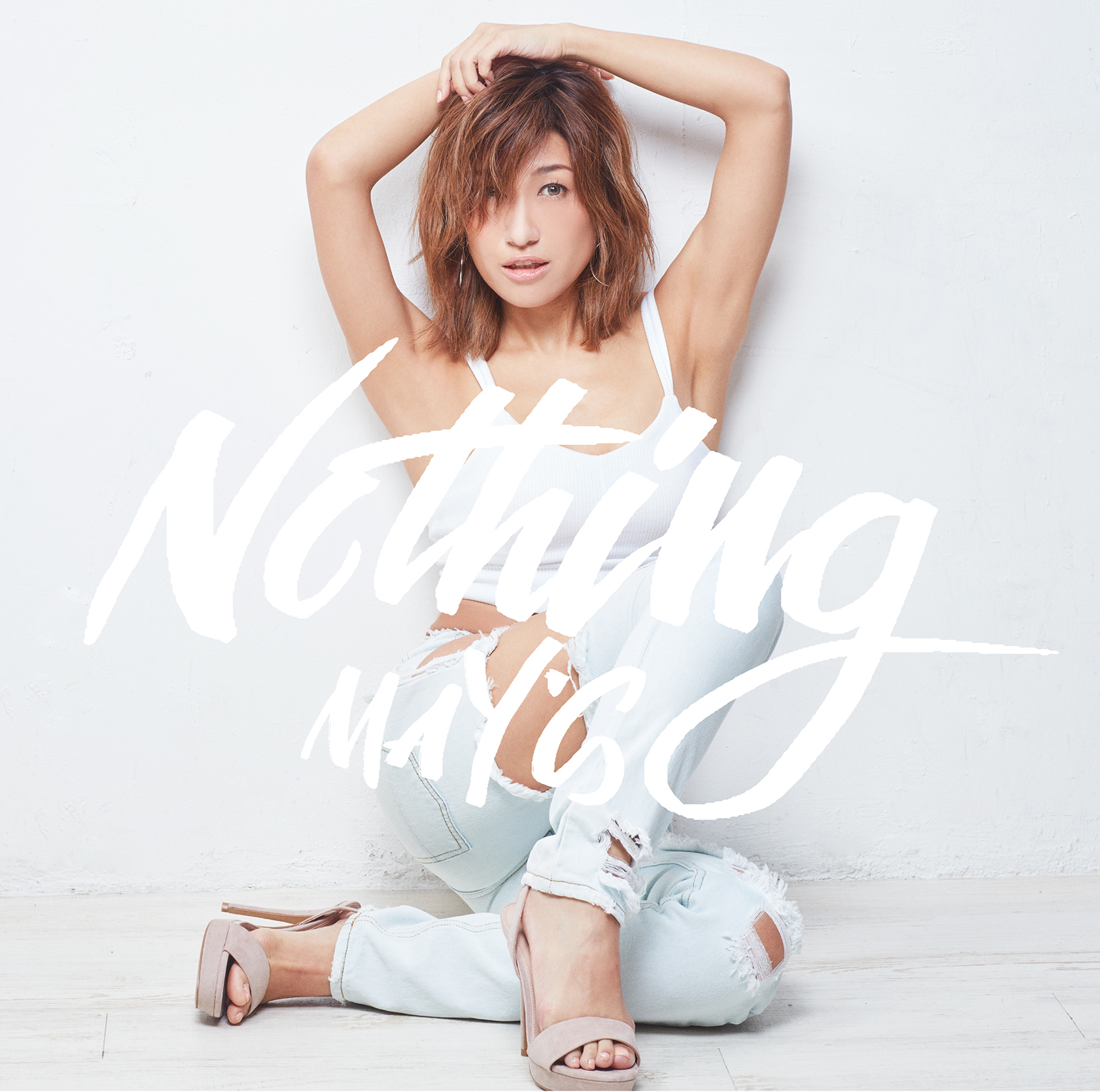 MAY'S 8th Album「Nothing」TYPE-B