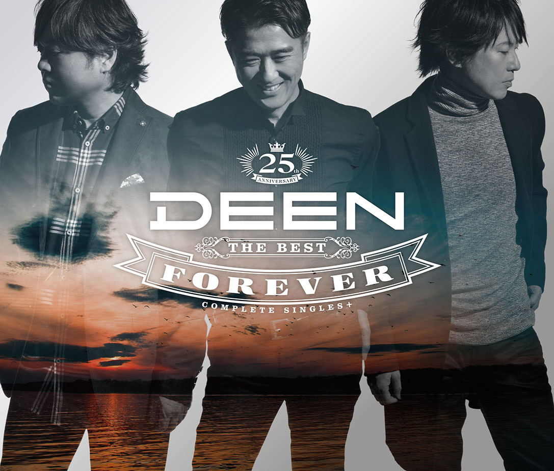 「DEEN The Best FOREVER ~Complete Singles+~」通常盤