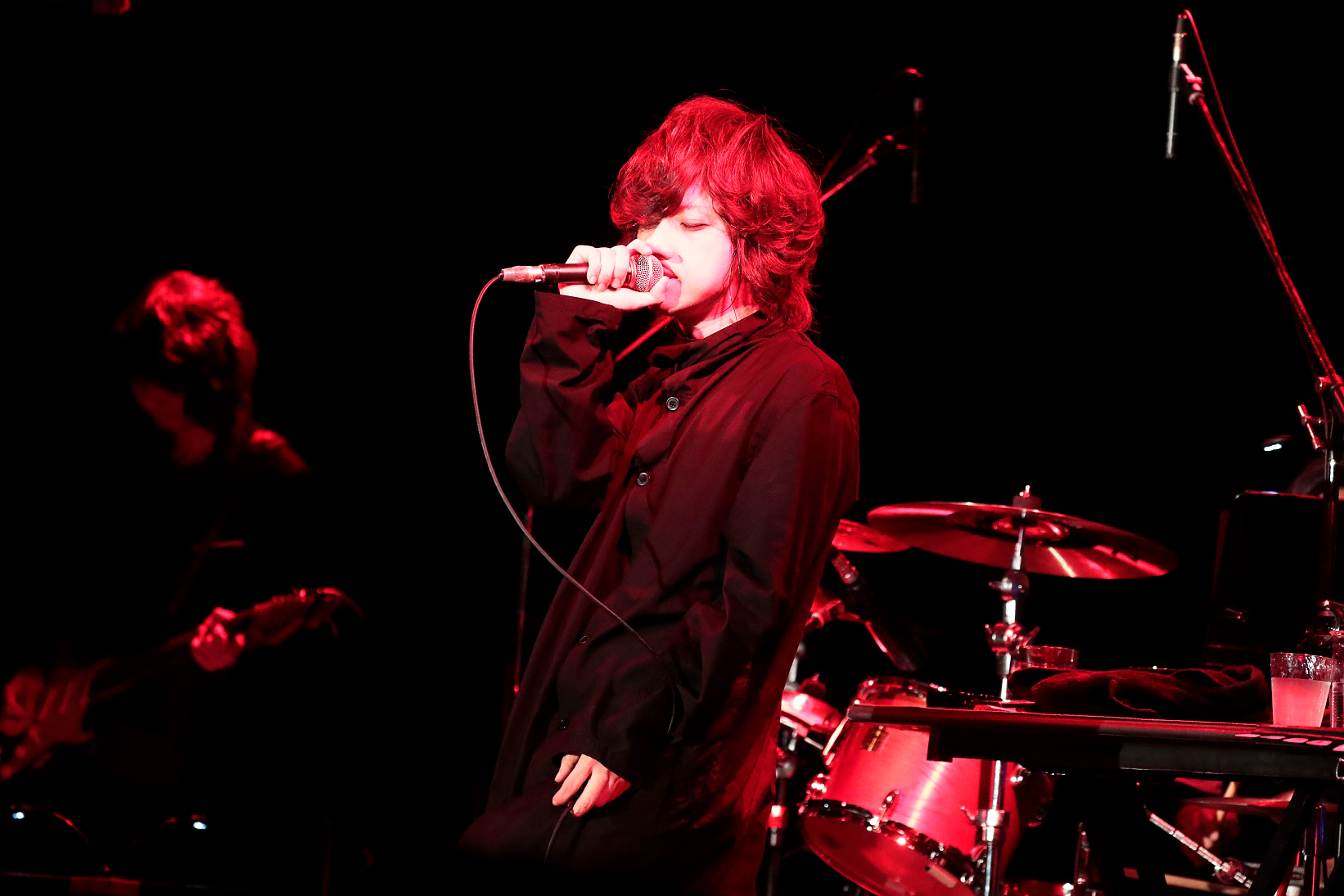 清春 『KIYOHARU 25 TIMES DEBUT DAY』 Photo 柏田芳敬