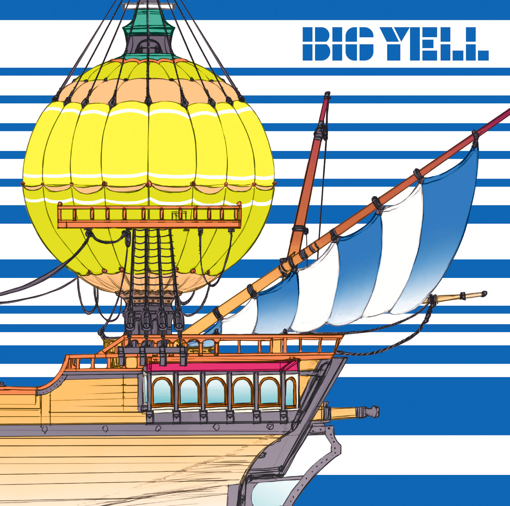 ゆずNEW ALBUM『BIG YELL』