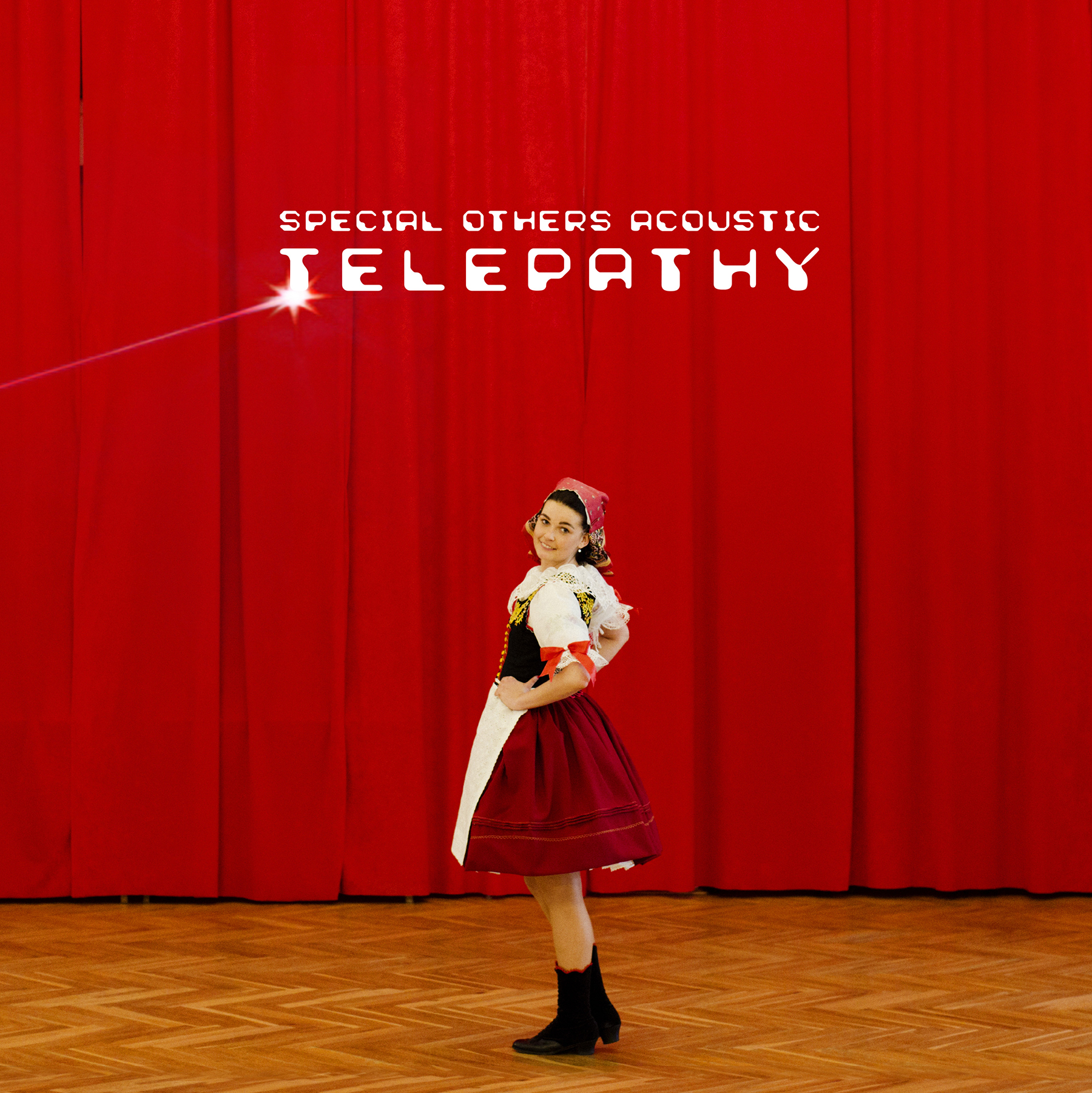 SPECIAL OTHERS ACOUSTIC 2nd Full ALBUM 『Telepathy』