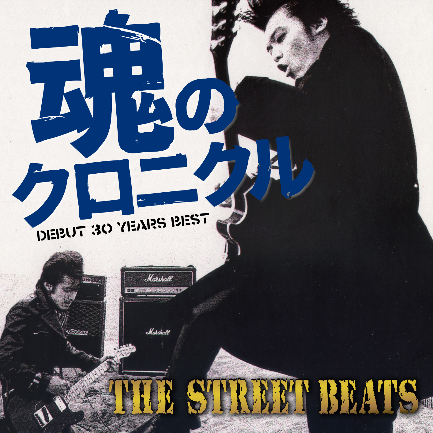THE STREET BEATS 『魂のクロニクル~DEBUT 30 YEARS BEST~』