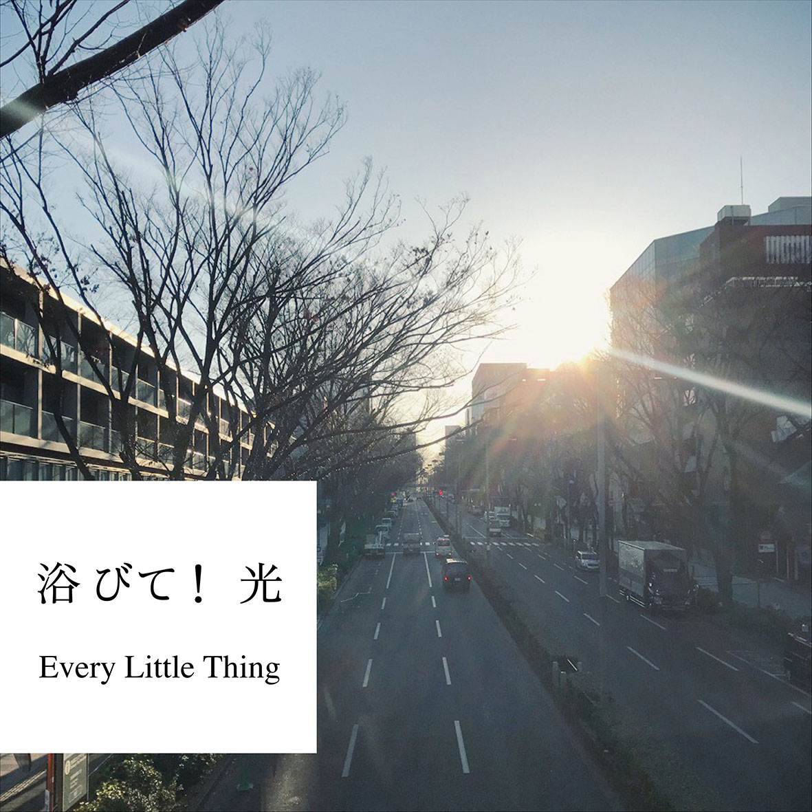 Every Little Thing 5月23日配信シングル「浴びて!光」