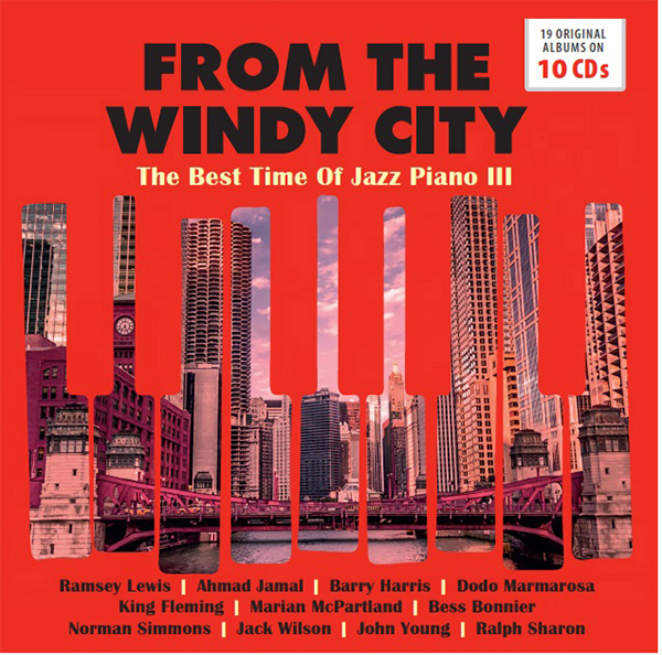 V.A. 『FROM THE WINDY CITY The Best Time of Jazz Piano Ⅲ』