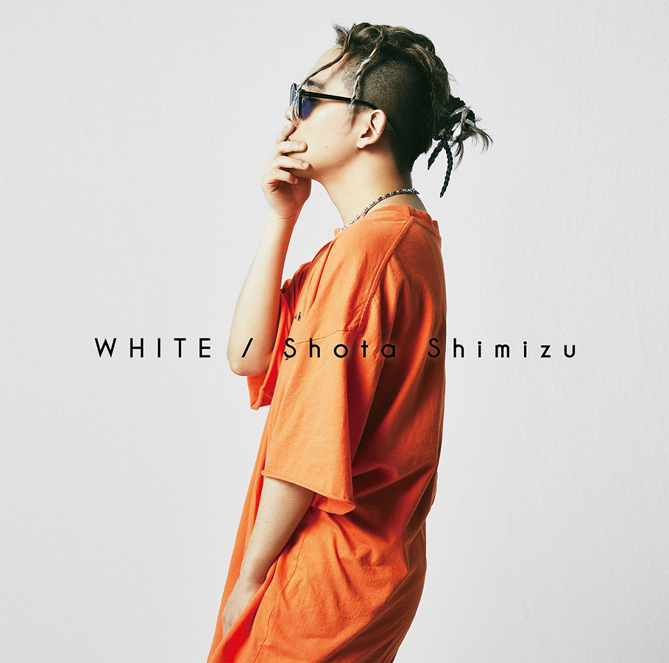 清水 翔太New Album「WHITE」通常盤